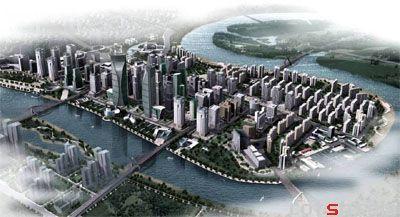 天津滨海新区功能区规划设计方案26日起公示