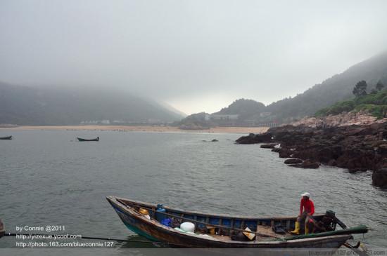 南麂列岛-大沙岙沙滩图片