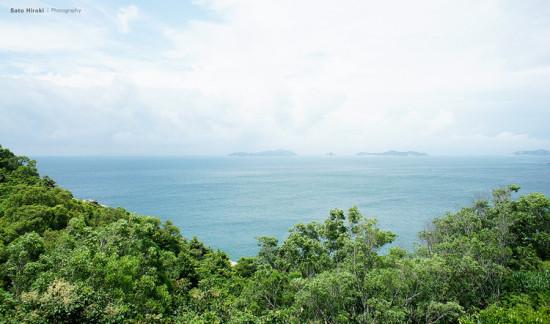 外伶仃岛图片