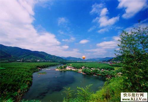 喇叭村竹海风景区