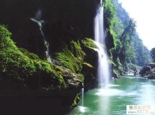 去处一:姑婆山国家森林公园